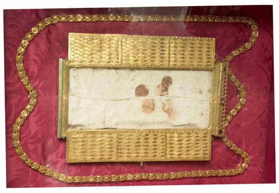 Los Corporales de Daroca: la historia de la reliquia