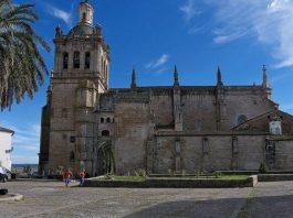 Catedral de Coria. Cáceres jose luis filpo cabanas e1586957995682