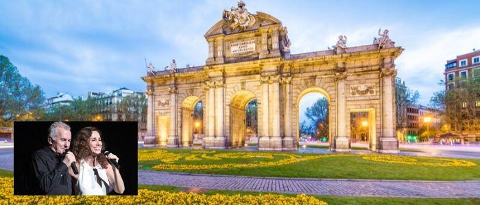 Puerta Alcala%CC%81 - La historia de Madrid a través de sus canciones