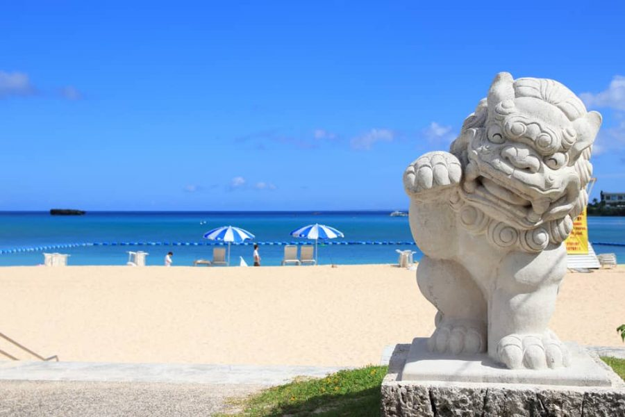 Okinawa: islas de coral y playas de azul turquesa 2