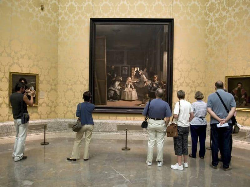 Meninas e1600691157505 - Museo del Prado: 200 años de vida