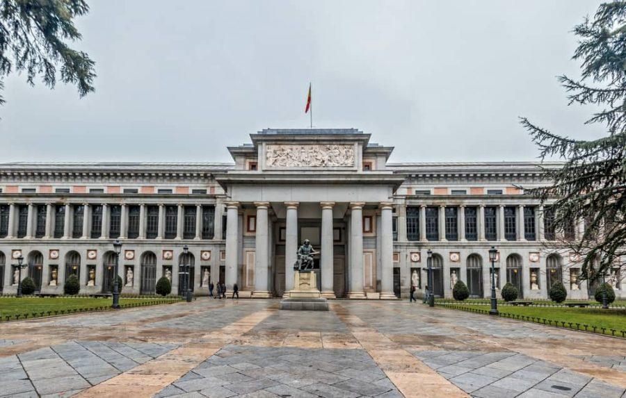 Museo Prado 900x573 - Museo del Prado: 200 años de vida