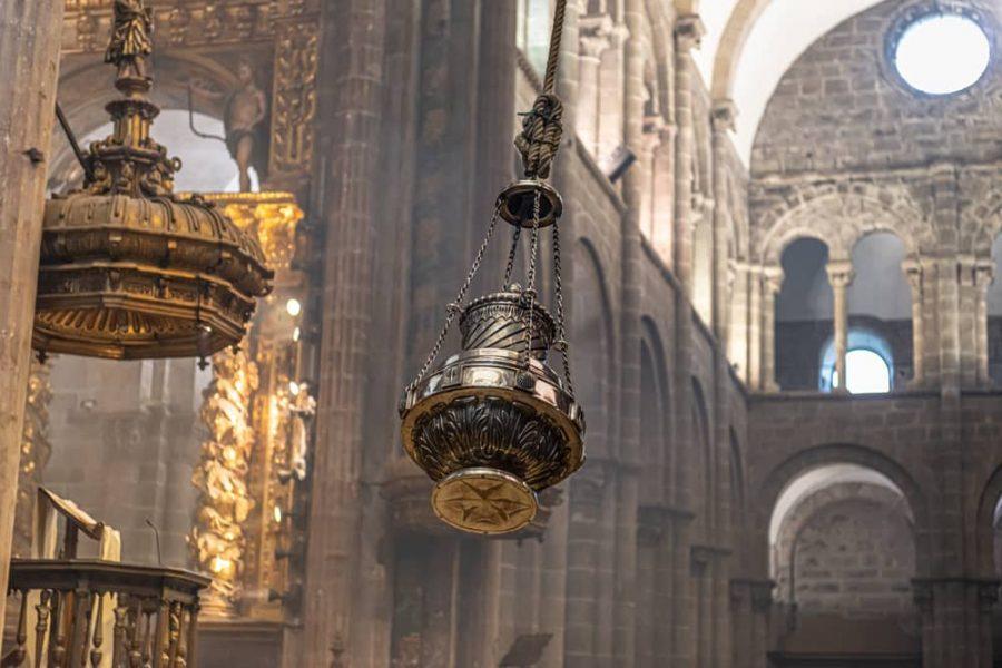 Santiago de Compostela: belleza transformada en el tiempo 1