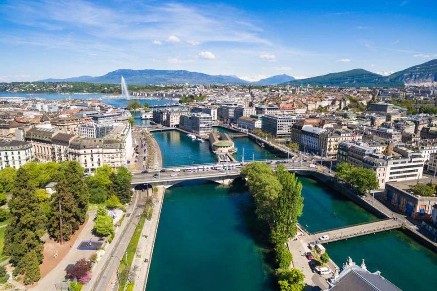 Suiza: una tierra de viajes épicos 1