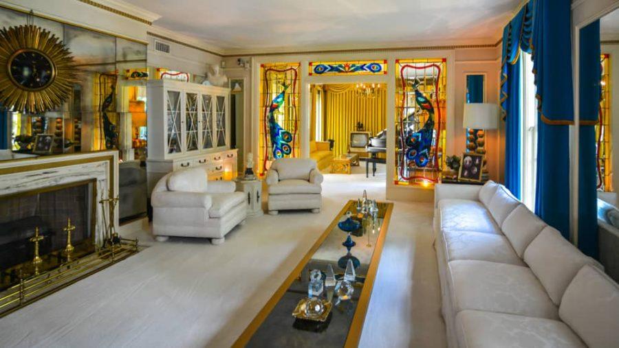 Graceland: la mansión de Elvis Presley 2
