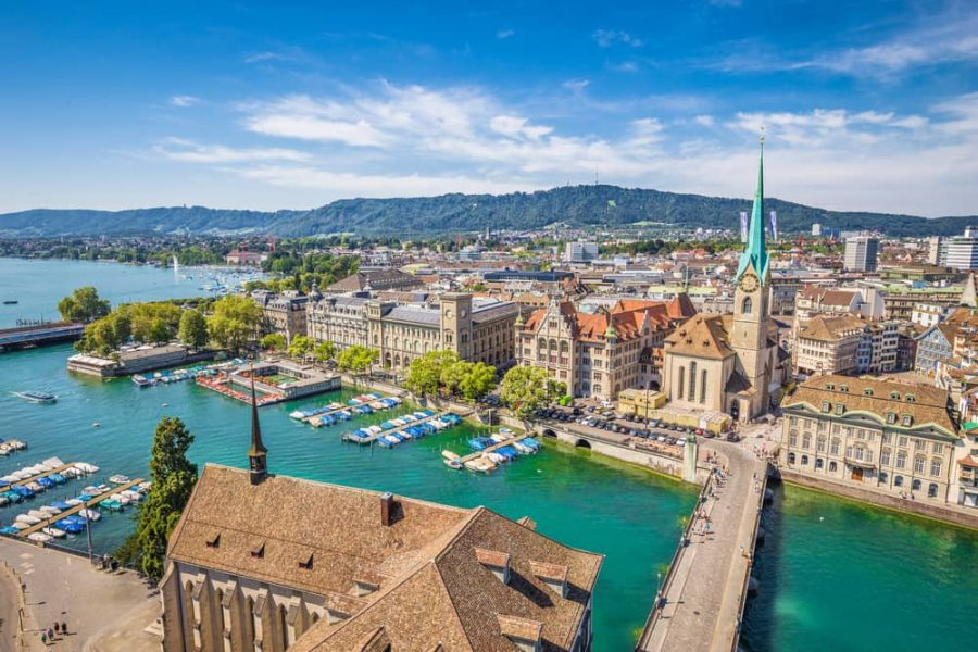 Suiza: una tierra de viajes épicos 2