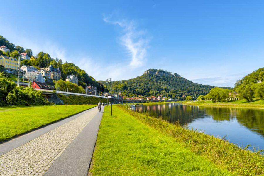 Viajar en bicicleta eléctrica por Europa 1