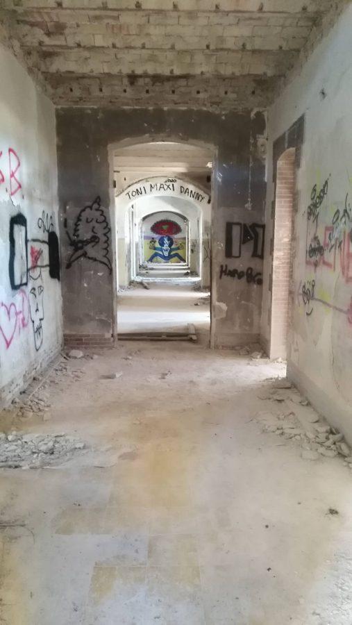 El abandonado preventorio de Aigües de Busot: sanatorio de tuberculosos 2