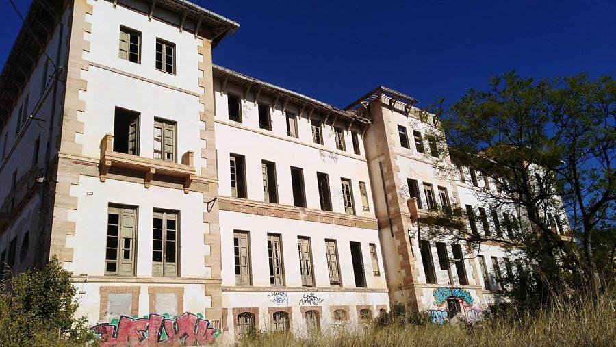 El abandonado preventorio de Aigües de Busot: sanatorio de tuberculosos 1