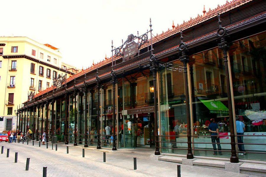 El Mercado de la Boquería en Barcelona y otras lonjas con historia 1