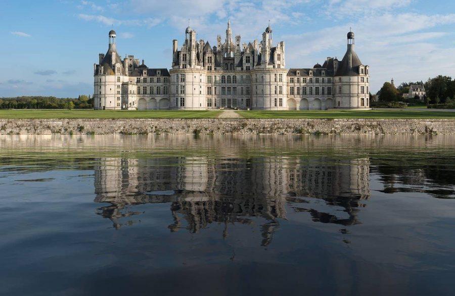 castillos bonitos Francia