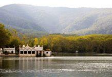 Bañolas_lago